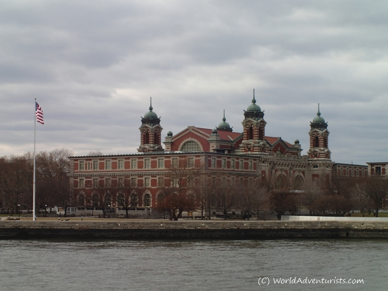 ellis island essay Ellis island represented opportunity and a new life, but for some of the immigrants dreams ended as they failed the medical test and were retained to the hospital in 1903 congress passed a law to keep the immigrants out of the country that had disease.