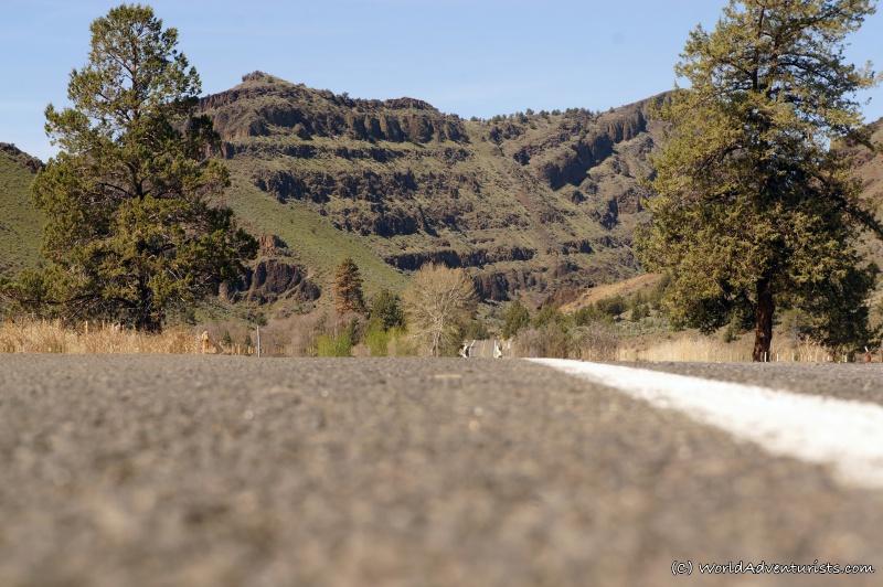 Landscapes Of Oregon