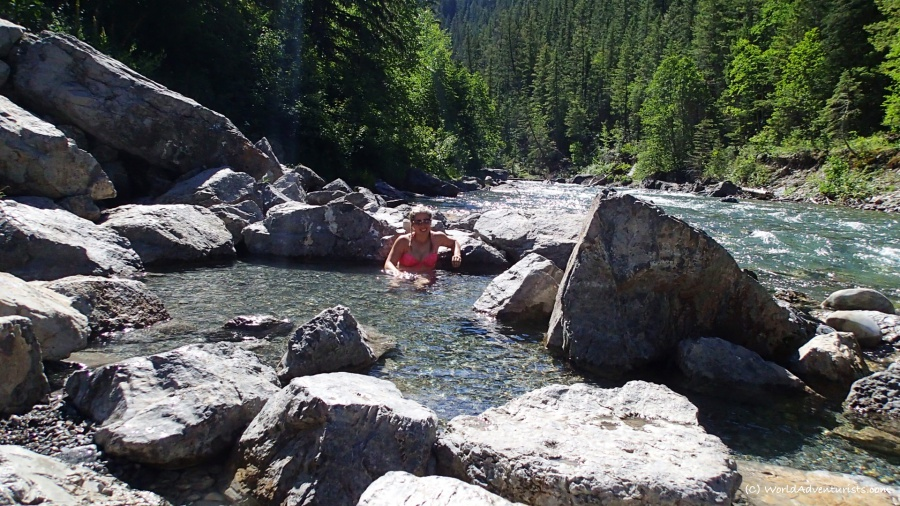 Lussier Hot Springs