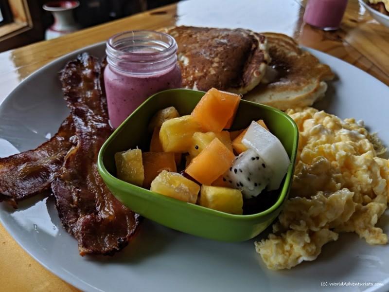 yurtbreakfast