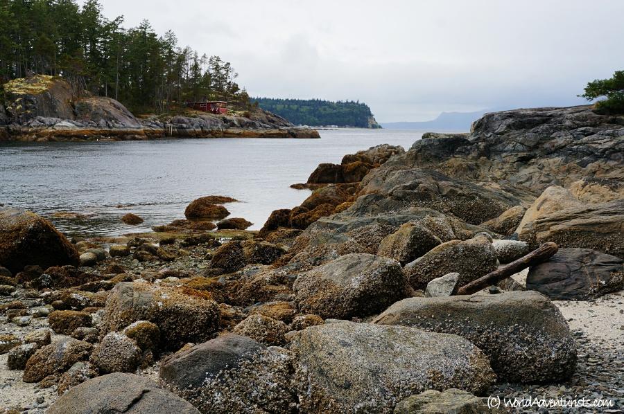 Smugglers Cove, Sunshine Coast BC
