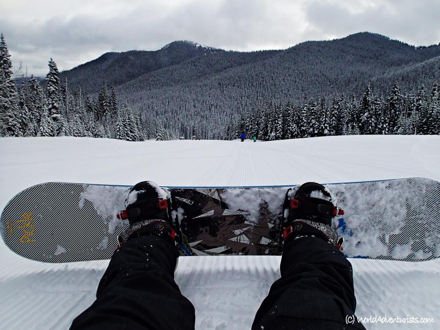Staycation Ideas - Winter sports