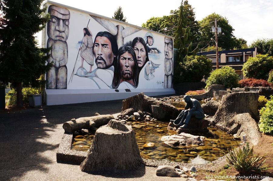 Chemainus, Vancouver Island