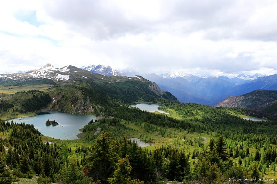 Banff Sunshine Meadows