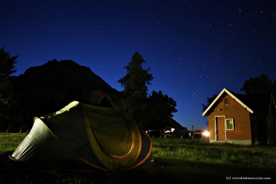 Waterton Lakes National Park - Camping