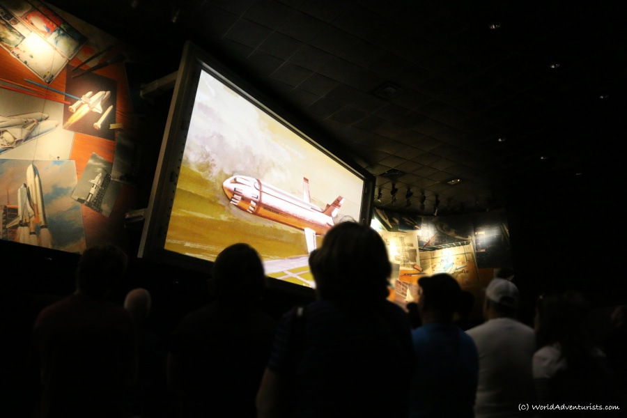 Video at NASA's Kennedy Space Center