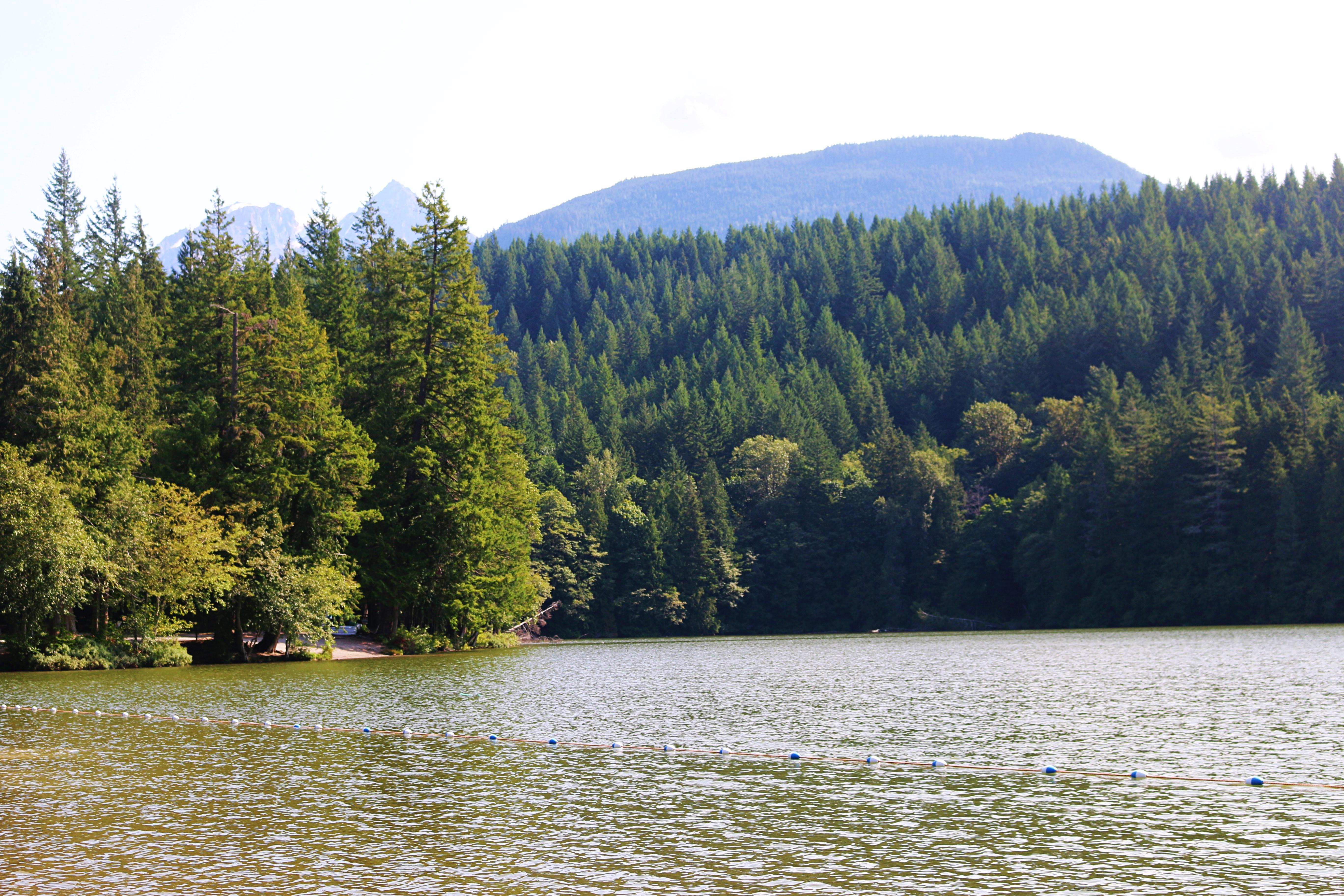 Alice Lake in Squamish