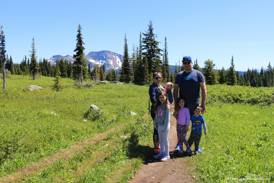 adventure closer to home - Wells Gray Provincial Park