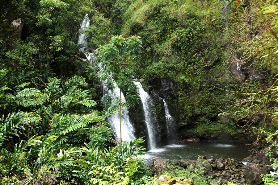 favourite travel destinations - Maui
