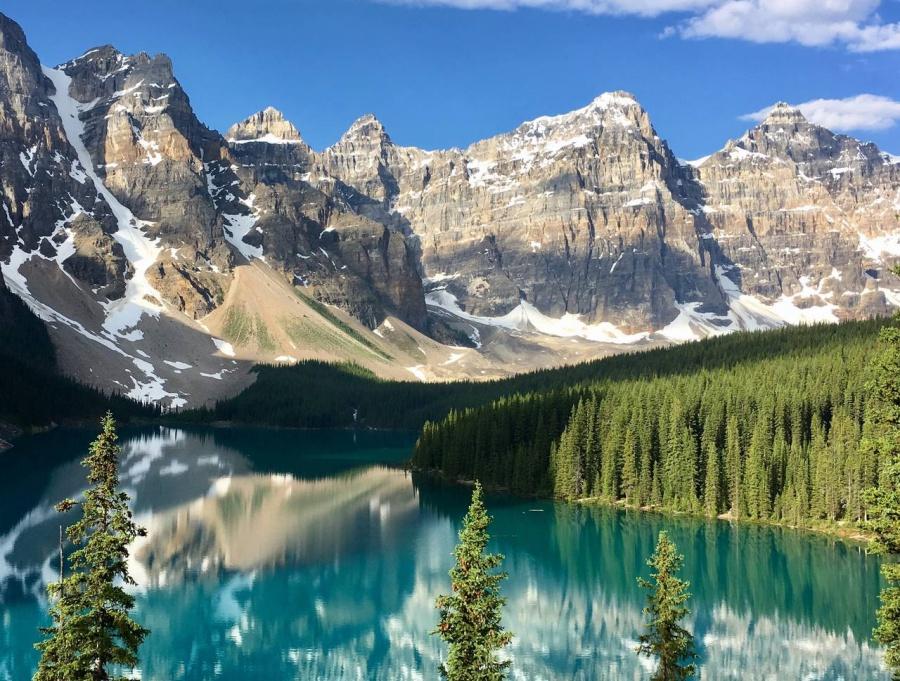favourite travel destinations - Banff