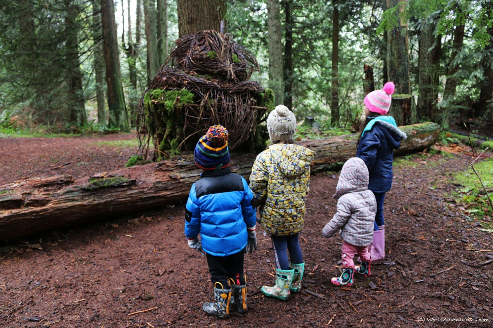 Mythical Creatures Near Vancouver