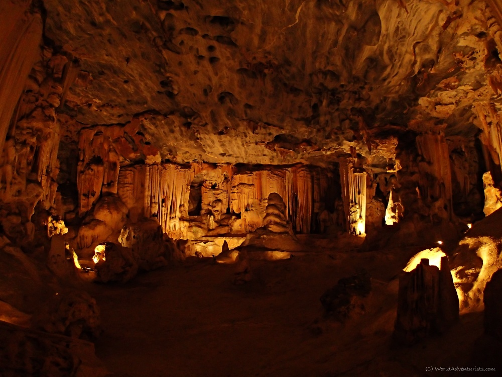 Things to do in South Africa : Cango Caves