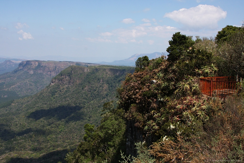 Things to do in South Africa : God's Window