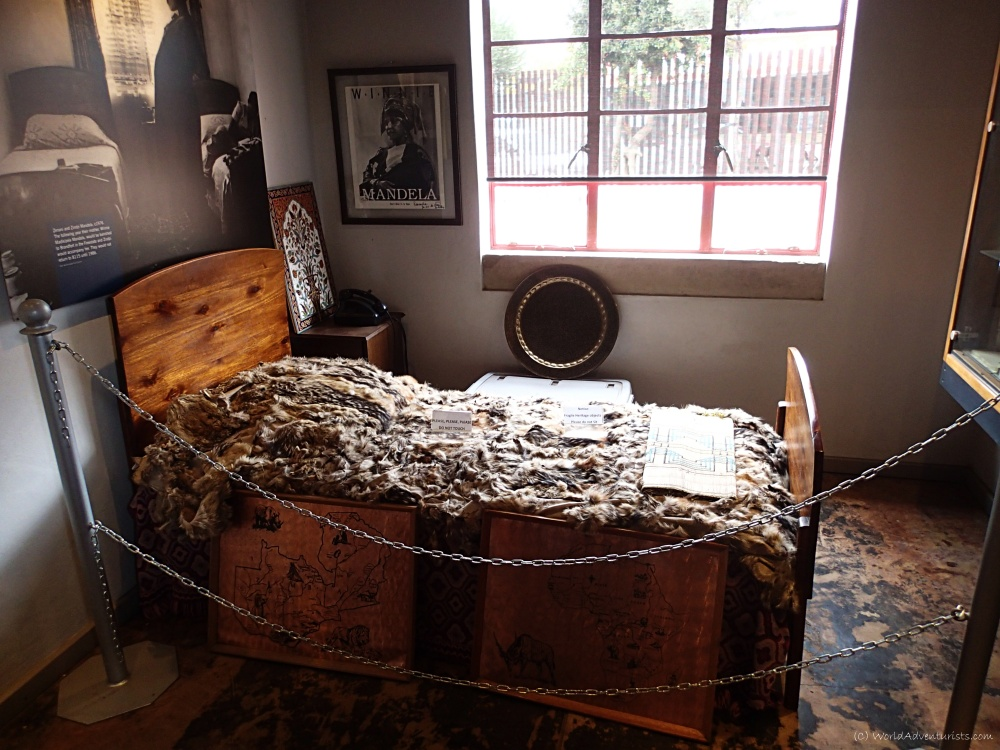 Things to do in South Africa : Nelson Mandela House